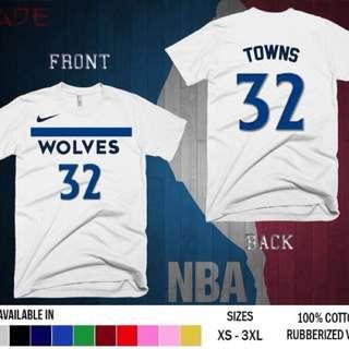 NBA - Minnesota Timberwolves Jersey Shirt