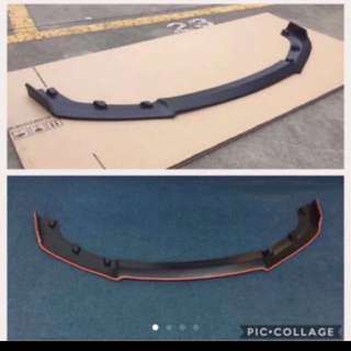 Car Front Lip Bumper (Customized)