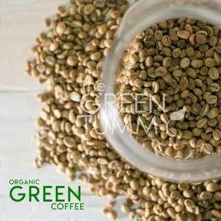 Green Coffee Whole Bean Arabica 100g