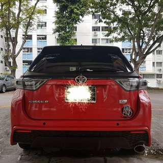 Toyota Harrier 2.0 Auto G's Panoramic