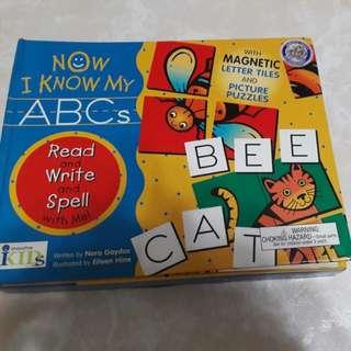Now I Know My ABCs