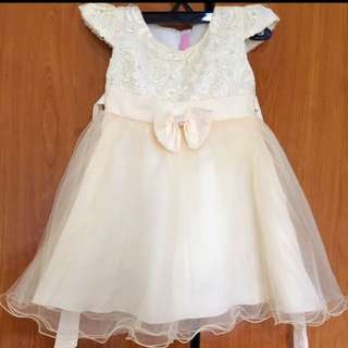 Princess Dress (1 and 2 years old each)