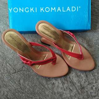 Yongki komaladi wedges red
