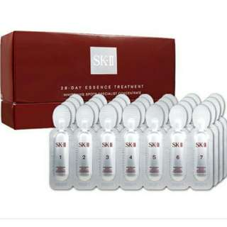 SK-II 28 -Day Essence Treatment Whitening Spots Specialist Concentrate