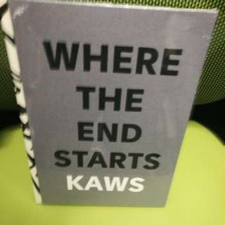 全新 KAWS WHERE THE END STARTS MODERN ART MUSEUM OF FORT WORTH