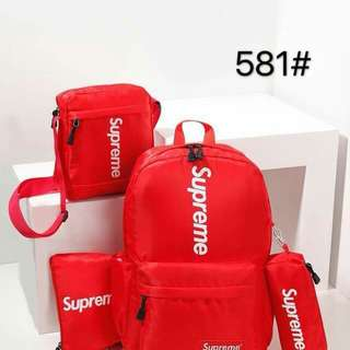 4 in 1 supreme backpack