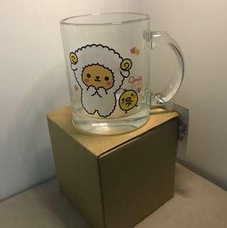 🚚 小綿羊玻璃馬克杯(附盒子)