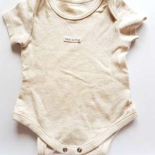 Mothercare cotton cute bodysuit | 0-3months