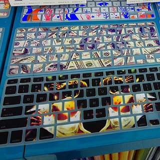 Mac Book Keyboard Cover