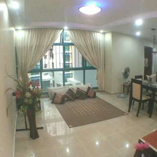 ☆☆ LAST UNIT !! ONLY $380k for BEST Low Floor Renovated 4-Room HDB Apartment in WOODLANDS !!