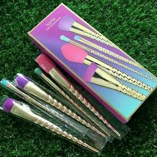 Tarte 5 Pieces Brush Set