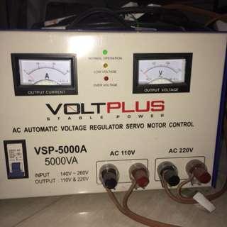 AVR Voltplus 5000V