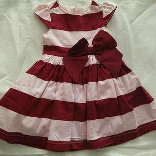 Pumpkin Patch Dress 5yrs