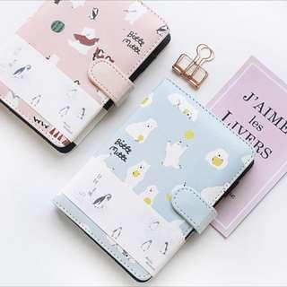 {PO} Cute Bear Journal/ Planner A6
