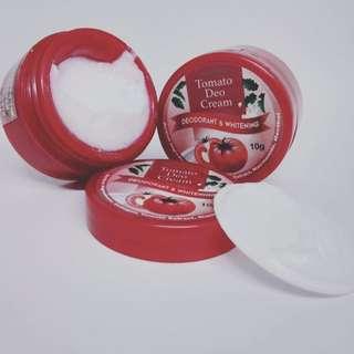 Tomato deo cream