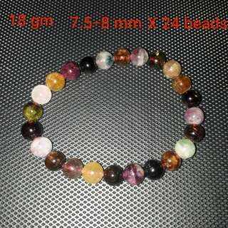 🎆SPECIAL OFFER🎆Brazilian Old mine Tourmaline bracelet.