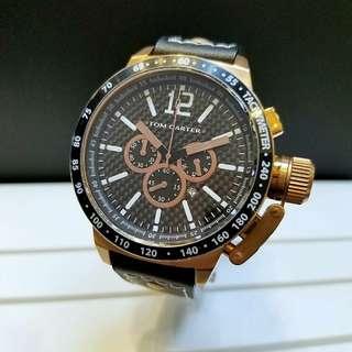 Tom Carter時尚男裝錶