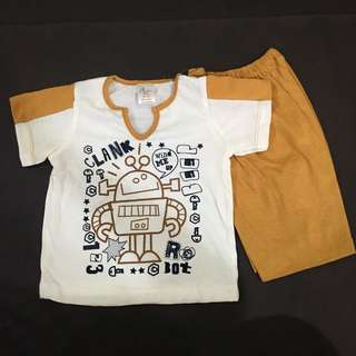 223-0189 Baby Boy Cute Set Wear