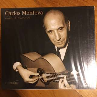 Carlos Montoya - Guitar & Flamenco ( 2 CD )