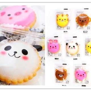 日本公仔餅乾-1包有30塊