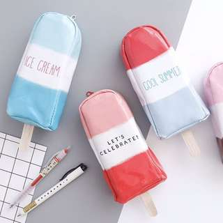 [PO] ice cream pencil case