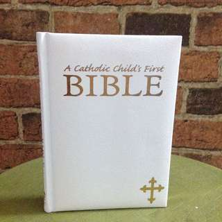 Bible For Catholic Child
