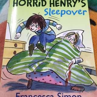 Horrid Henry's Sleepover