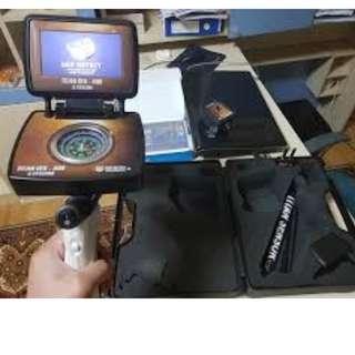 Ger Titan 400 4 System 1 Device Gold Metal Detector
