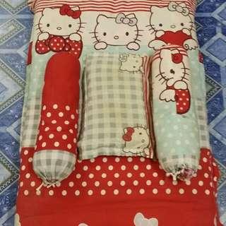 Tilam Kekabu Hello Kitty