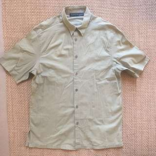 Kenneth Cole Button Down Polo