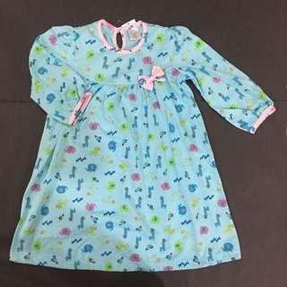 226-0084 Girl Nightgown