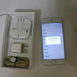 iPhone 6 16g 銀色