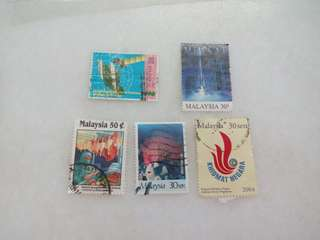 Malaysia Stamps #51