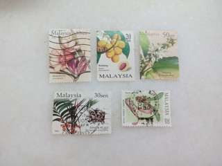 Malaysia Stamps #52