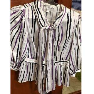 Stripes blouse
