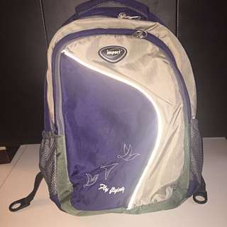 Impact Spinal Protection Bag