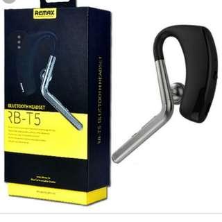 Remax RB-T5 掛耳式藍牙耳機 全新