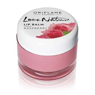 Love Nature Lip Balm - Oriflame