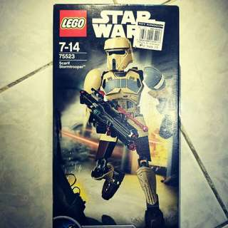 Lego Star Wars Buildable Figures- Scariff Stormtrooper