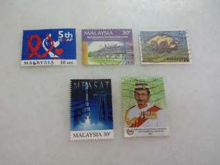 Malaysia Stamps #55