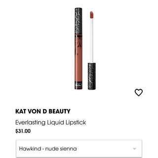 Kat Von D Beauty - Everlasting Liquid Lipstick