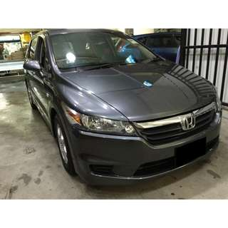 MONTHLY RENTAL PROMOTION HONDA STREAM $1600.00 PER MONTH (P PLATE WELCOME)