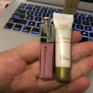 Dior,Dior Prestige, lip maximiser, collagen activ