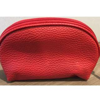 100% Genuine Estee Lauder Cosmetic Pouch WIth Free Estee Lauder Lip Gloss