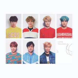[LOOKING FOR] BTS LY - V version Official Photocards