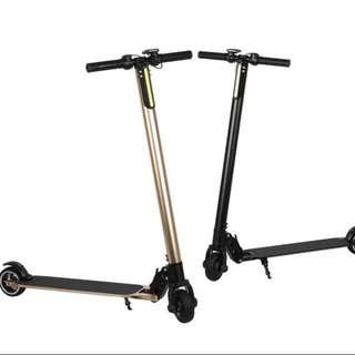 🛴可摺疊式避震電動滑板車🛴