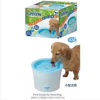 Gex Water Fountain 2.3L Blue