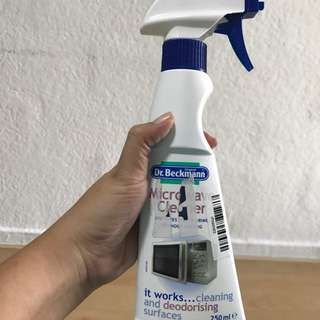 Microwave cleaner. Self collect at my Blk Teck whye