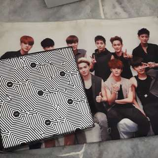 Album Exo Overdose and freegift