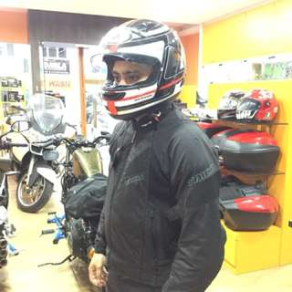 New RS Taichi Mesh Riding Jacket Jaket